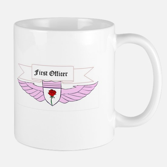 First Officer Wings Mugs