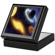 Black Hole Keepsake Box