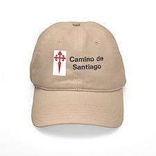Camino Saying Baseball Cap