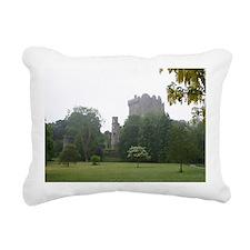 Funny Blarney castle Rectangular Canvas Pillow