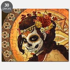 Dia De Los Muertos Puzzle