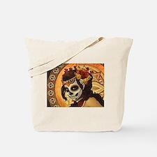 Dia De Los Muertos Tote Bag