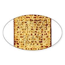 Matza Passover holiday Jewish Traditional Decal