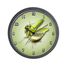Mantis Wall Clock