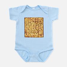 Matza Passover holiday Jewish Traditiona Body Suit