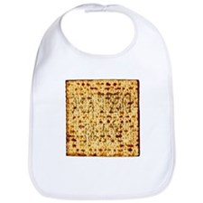 Matza Passover holiday Jewish Traditional Brea Bib