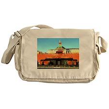 Lenin's Mausoleum Messenger Bag