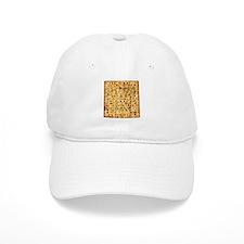 Matza Passover holiday Jewish Traditional Brea Baseball Cap