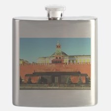 Lenin's Mausoleum Flask