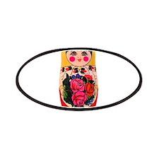 Matryoshka Russian Traditional doll Babushka Patch