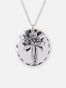 Mandragora autumn mandrake P Necklace