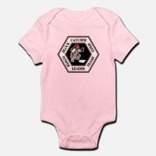 CATCHER HEXAGON Infant Bodysuit