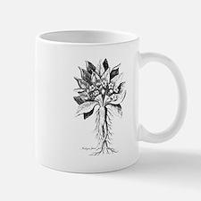 Mandragora autumn mandrake Psychedelic toxic Mugs