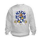 Rioux Family Crest  Kids Sweatshirt