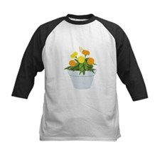 Marigold Butterfly Baseball Jersey