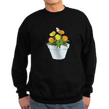 Marigold Butterfly Sweatshirt