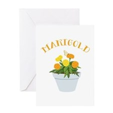 Marigold Greeting Cards