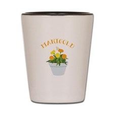 Marigold Shot Glass