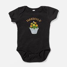 Marigold Baby Bodysuit