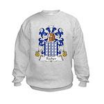 Richer Family Crest Kids Sweatshirt