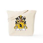 Revel Family Crest Tote Bag