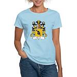 Revel Family Crest Women's Light T-Shirt