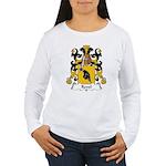 Revel Family Crest Women's Long Sleeve T-Shirt