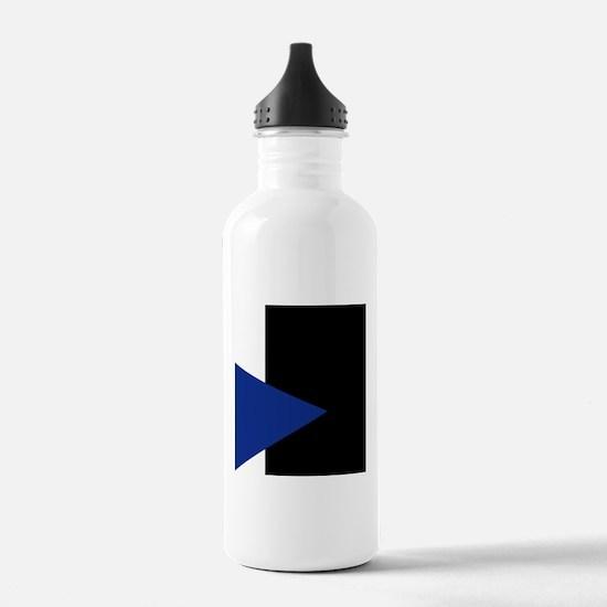 Unique Soviet Sports Water Bottle