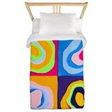 Wassily kandinsky Luxe Twin Duvet Cover
