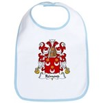 Remond Family Crest Bib
