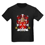 Remond Family Crest Kids Dark T-Shirt