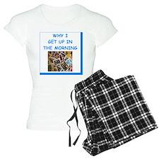 philately humor Pajamas