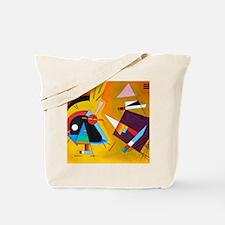 Unique Kandinsky Tote Bag