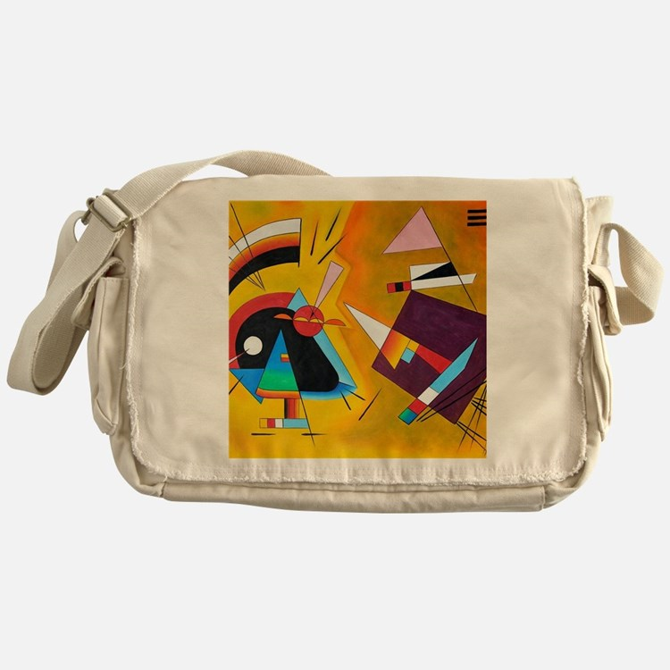 Cute Rectangle Messenger Bag