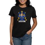 Reboul Family Crest  Women's Dark T-Shirt