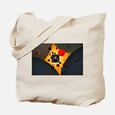 Unique Rectangle Tote Bag