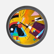 Cool Geometric Wall Clock