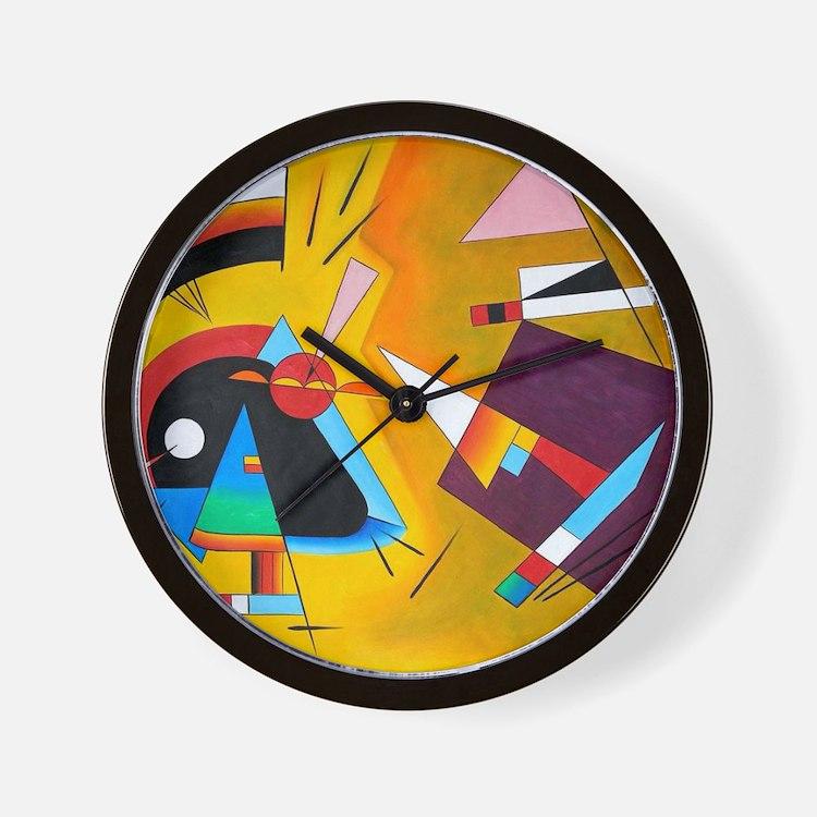 Cute Artist Wall Clock