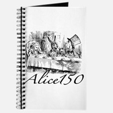 Alice Wonderland Children's Books Storyboo Journal