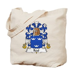 Real Family Crest Tote Bag