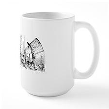 Alice Wonderland Children's Books Storybook 1 Mugs