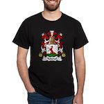 Raynal Family Crest Dark T-Shirt