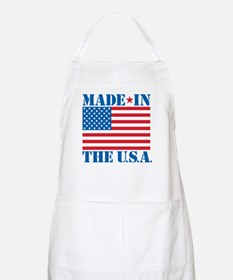 Made in the USA Apron
