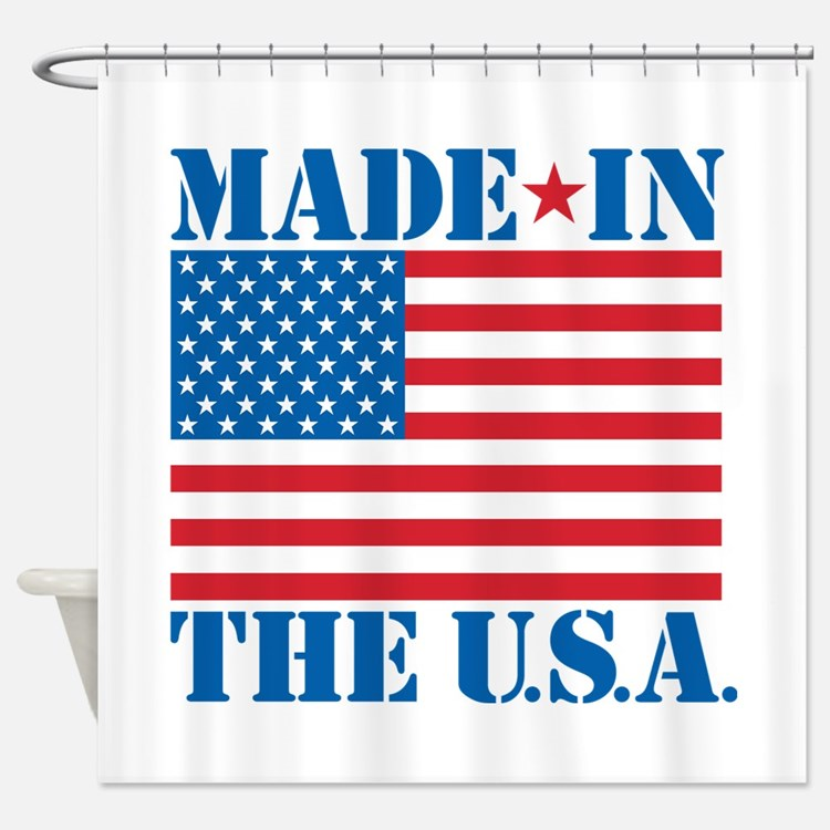 american made shower curtains american made fabric shower curtain liner. Black Bedroom Furniture Sets. Home Design Ideas