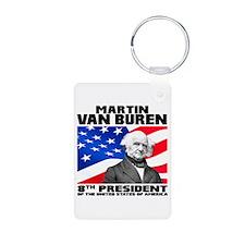 08 Van Buren Keychains