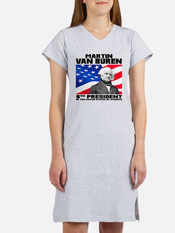 08 Van Buren Women's Nightshirt