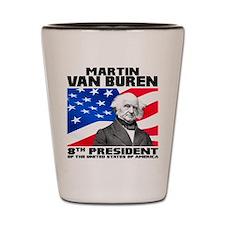 08 Van Buren Shot Glass