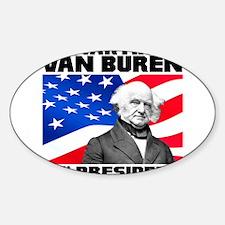 08 Van Buren Decal