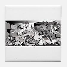 Guernicaracas Tile Coaster