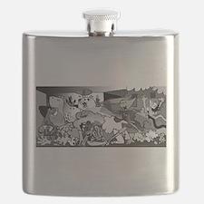 Guernicaracas Flask